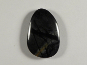 31.0 carat picasso marble cabochon